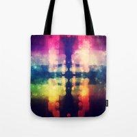 Bokeh Prism  Tote Bag