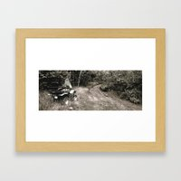 timber Framed Art Print