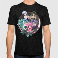 T-shirt featuring Sailor Senshi - Outer Pr… by Yue Graphic Design