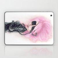 Pinkanhy Polka Laptop & iPad Skin