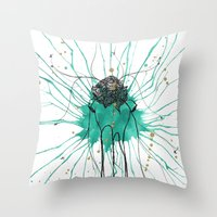 She Was Like Ice Cream A… Throw Pillow