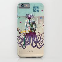 Mr Octapius iPhone 6 Slim Case