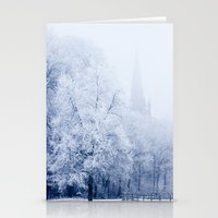 Inspired Trees Stationery Cards