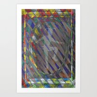 The Jester Art Print