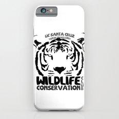 Wildlife Conservation Club B&W iPhone 6s Slim Case