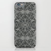 Frozen Black iPhone 6 Slim Case