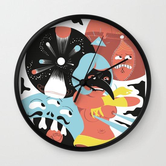 OYOYO Wall Clock