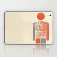 Self-Portrait Laptop & iPad Skin