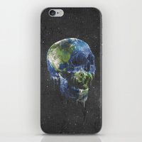 Mothers Dying iPhone & iPod Skin