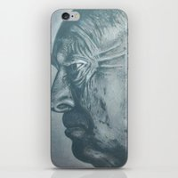 vladimir nabokov-grey scale iPhone & iPod Skin