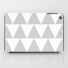 Grey Triangle /// www.pencilmeinstationery.com iPad Case