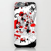 Alice's Adventures in Wonderland iPhone 6 Slim Case