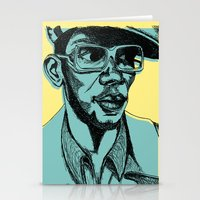 Mighty Mos Def Stationery Cards