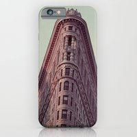 iPhone & iPod Case featuring Flatiron #1 by Alicia Bock