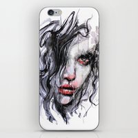 Your silence is complicity iPhone & iPod Skin