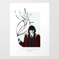 Jordana Bevan Art Print