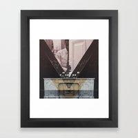 eco nom ik  Framed Art Print