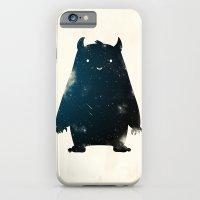 Mr. Cosmos (Color Version) iPhone 6 Slim Case