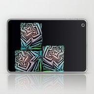 Laptop & iPad Skin featuring Stack by Brontosaurus