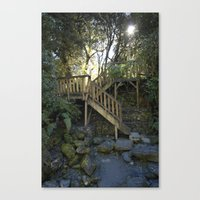 The Stair Canvas Print