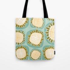 Cote d'Azur Blooms Tote Bag