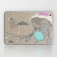 Rainstorm-nostalgia Laptop & iPad Skin