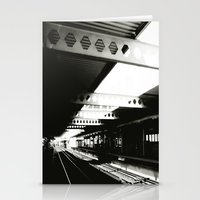 Blue Line Stationery Cards