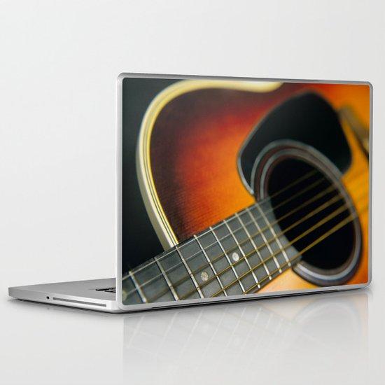 Guitar Laptop & iPad Skin