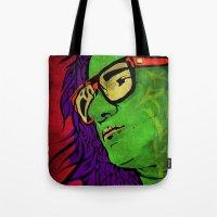 Skrillex Tote Bag