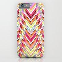 Technicolor Southwest Chevron iPhone 6 Slim Case