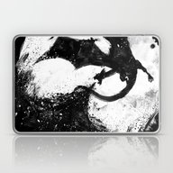 Laptop & iPad Skin featuring Midnight Desolation by Melissa Smith