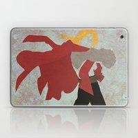 Edward Elric Laptop & iPad Skin