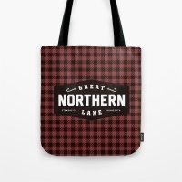 Great Northern Lake Tote Bag