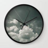 Sea of Cloud Wall Clock