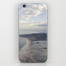 View from above iPhone & iPod Skin