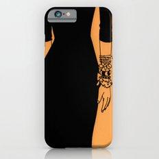Black Dress iPhone 6 Slim Case