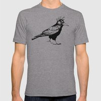 Corvus Punkus Mens Fitted Tee Athletic Grey SMALL