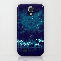 iPhone Cases featuring Cosmic Safari by dan elijah g. fajardo