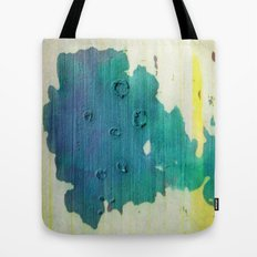 color spots Tote Bag