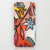 Painted Jungle 2 iPhone 6 Slim Case