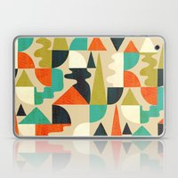 Mountains Hills and Rivers Laptop & iPad Skin