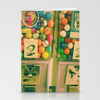 goody goody gumball! Stationery Cards