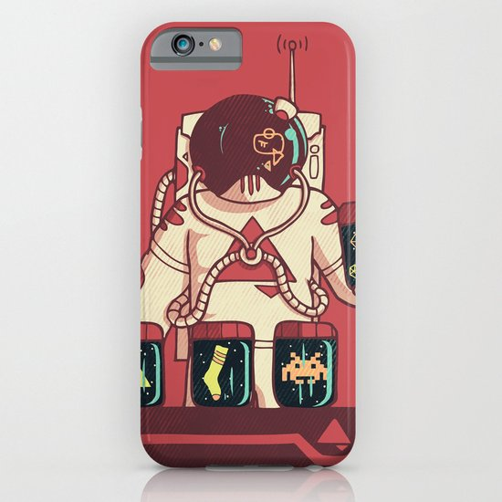 Kleptonaut iPhone & iPod Case