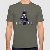 South Park :: Craig Tuck… Mens Fitted Tee Lieutenant SMALL