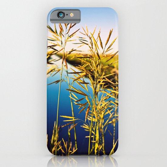 Wild Summer Grass iPhone & iPod Case