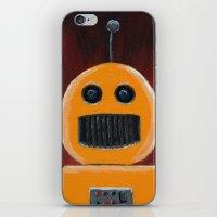 Robbie iPhone & iPod Skin
