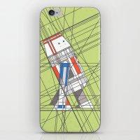 R5D4 Deco Droid iPhone & iPod Skin