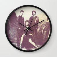 The Vampire Diaries TV S… Wall Clock