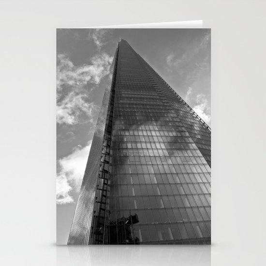 The Shard London Stationery Card