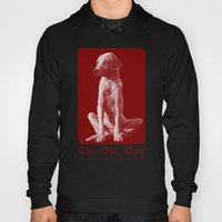 The Old Dog Original Halftone Picture Hoody